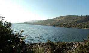 Seaside Plot in Lefkada Code:1029