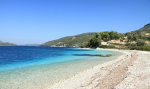 Seaside Plot in Meganisi Code:1015