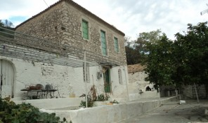 Old Stone House in Lefkada Code:1100