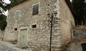 Old Stone House in Lefkada Code:1097