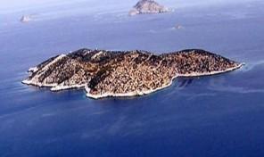 Island in Saronic Gulf Code:1124