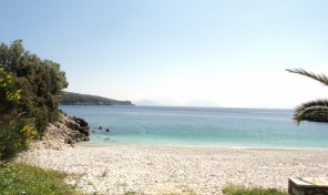 Seaside Plot in Lefkada Code:1188