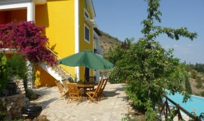 Villa in Lefkada Code:1211