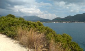 on the sea plot,in Leykada,with cod:1248