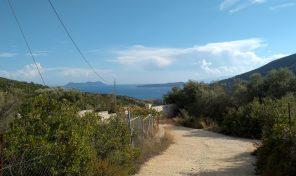 land in Leykada,with code:1247
